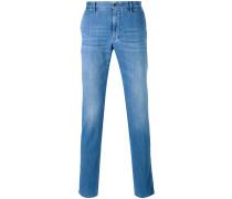 - Schmale Jeans - men - Baumwolle/Elastan - 36