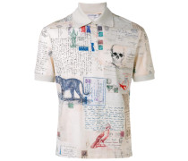 'Letters from India' Poloshirt