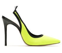 S0209106100001 NEON YELLOW/BLACK Artificial->Artificial Leather