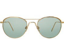 Ovale '623 C6' Sonnenbrille