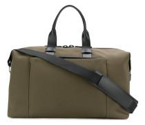 Reisetasche mit Lederdetails
