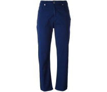 Cropped-Jeans im Five-Pocket-Design - women
