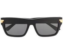 square-frame sunglasses