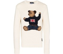 British Polo Bear Strickpullover