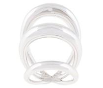 Dreifacher 'Echo' Ring