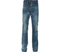 'Demon Electronics' Jeans