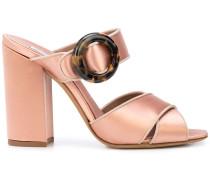 'Reyner' Sandalen aus Seide
