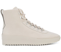 'Nubuck' High-Top-Sneakers