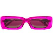 x The Attico Mini Marfa Sonnenbrille