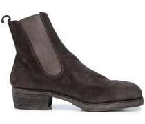 Texturierte Chelsea-Boots