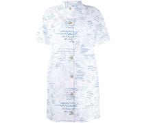 Hemdkleid mit Meerjungfrauen