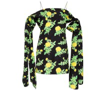 Schulterfreies 'Timothy' Kleid