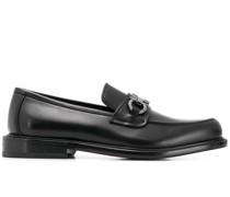 Loafer mit Gancini-Detail