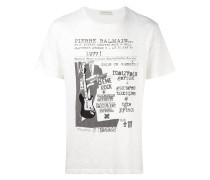 T-Shirt mit Gig-Print
