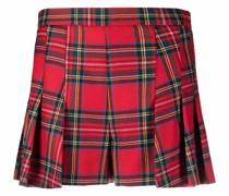 Shorts mit Schottenkaro