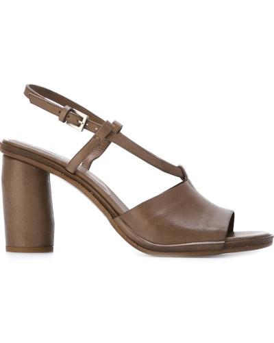 roberto del carlo damen sandalen mit blockabsatz reduziert. Black Bedroom Furniture Sets. Home Design Ideas