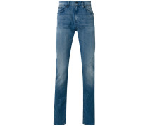 - light-wash jeans - men - Baumwolle/Polyester