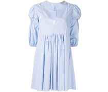 'Village' Kleid mit Streifen