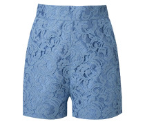 high waist 'marescot' lace shorts