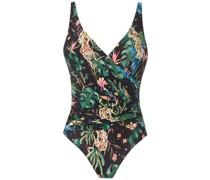 'Maisa' Badeanzug mit Print