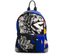 JP Collage backpack