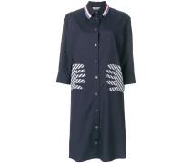 Hemdkleid mit Handmotiv