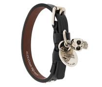 wrap skull bracelet