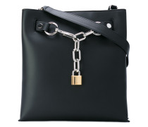 'Attica' chain shoulder bag - women - Leder