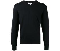Wollpullover mit V-Ausschnitt - men - Wolle - 50