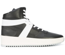 High-Top-Sneakers mit geriffelter Sohle