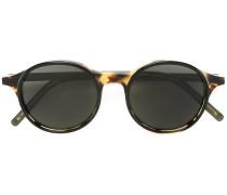 - Runde Sonnenbrille - unisex - Acetat