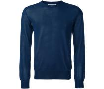 Semi-transparenter Pullover - men