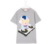 DJ Set print T-shirt