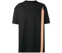 T-Shirt mit Längsstreifen - men - Baumwolle - S