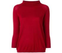 Pullover mit Dreivierteärmeln