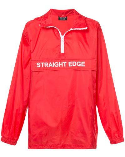 'Straight Edge' Windbreaker