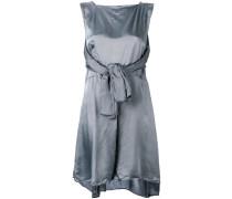 Kleid mit Bindedetail - women - Viskose - 40