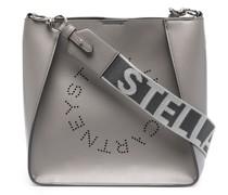 Kleine Stella Schultertasche mit Logo