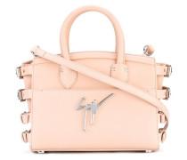 Handtasche mit Schnallen - women - Leder