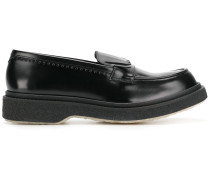 classic fringe loafers