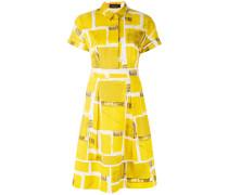 'Robe' Hemdkleid - women - Baumwolle/Elastan
