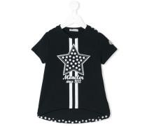 T-Shirt mit Stern-Patch - kids