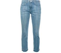 Klassiche Cropped-Jeans - women