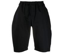 Knielange Shorts mit Stretchbund