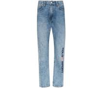 'Varick' Jeans mit Logo
