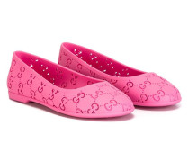 - 'GG Supreme' Ballerinas - kids - rubber - 30