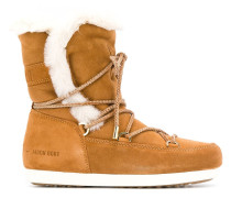 Snow-Boots mit Shearling