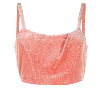 Midnight Magic Cropped-Top
