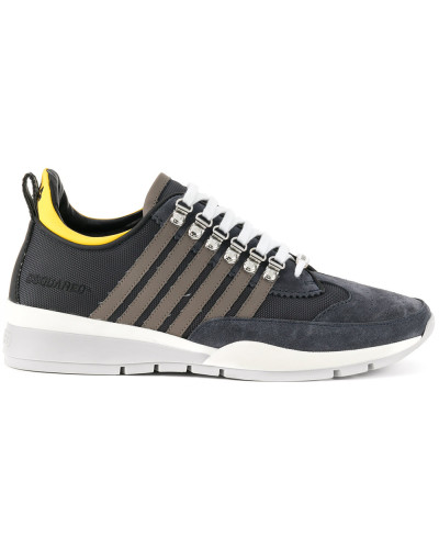 Austrittsspeicherstellen Dsquared2 Herren 'New Runners' Sneakers Verkaufskosten Spielraum Viele Arten Von Billig Authentische Rabatt Zahlung Mit Visa l5jFk