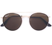 Runde Sonnenbrille - unisex - metal - 51